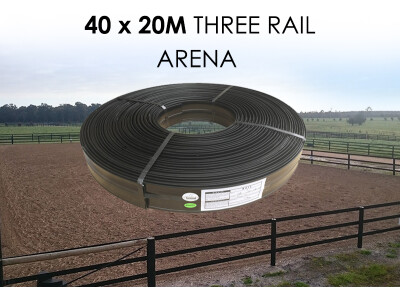 three rail Horserail Arena.