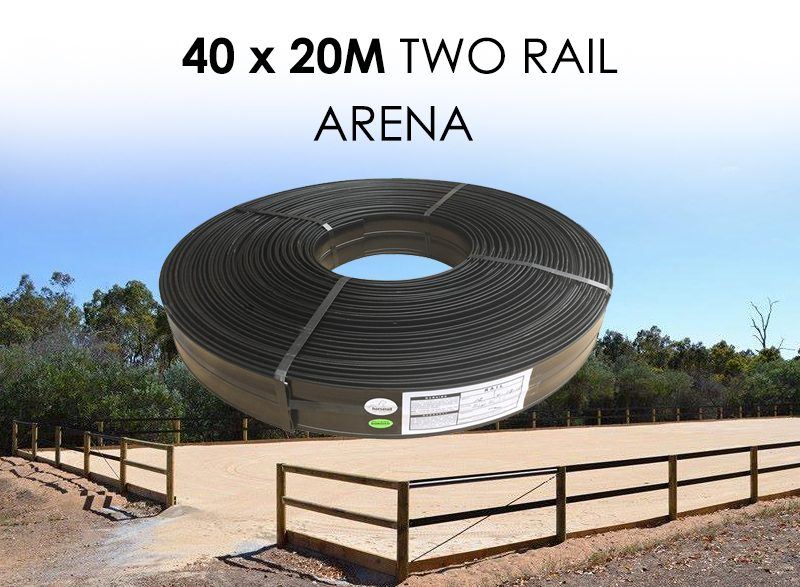 Two Rail Horserail Arena