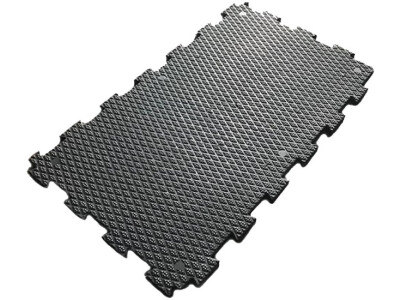 Rubber Wash Bay Mat